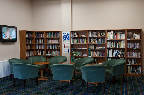 Grantown-on-Spey, UK: BWWC Library