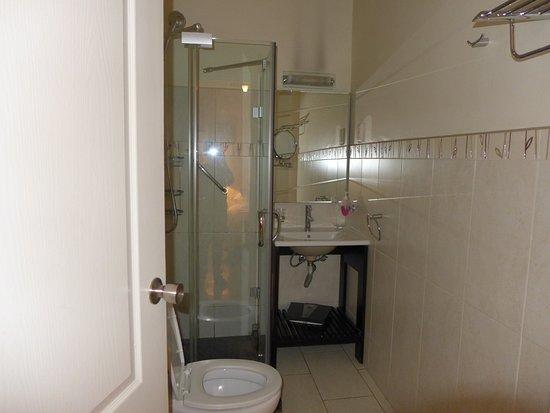 Rouxinol Boutique Hotel: Bathroom