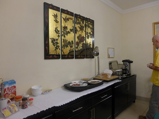 Rouxinol Boutique Hotel: Breakfast area