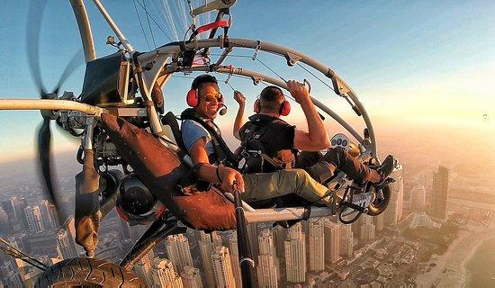 SkyHub Paramotors