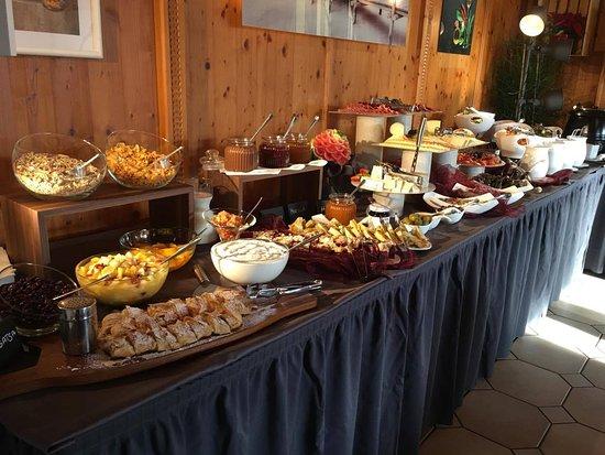 Tulln, Østrig: Sonntag ist Brunchtag! - Das Buffet