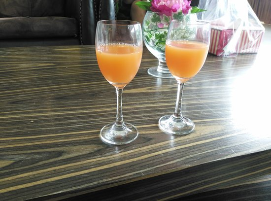 D Varee Jomtien Beach, Pattaya: Welcome Drink