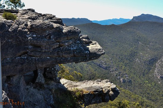 Grampians, Australia: The Balconies