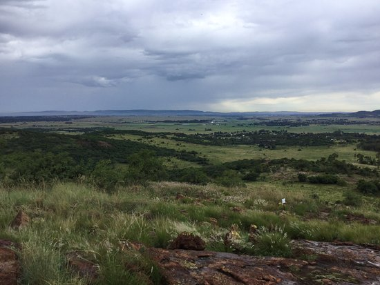 Thaba Eco Hotel: walk through nature reserve