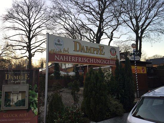DAMPFE - das Borbecker Brauhaus: Naherfrischungsgebiet ...