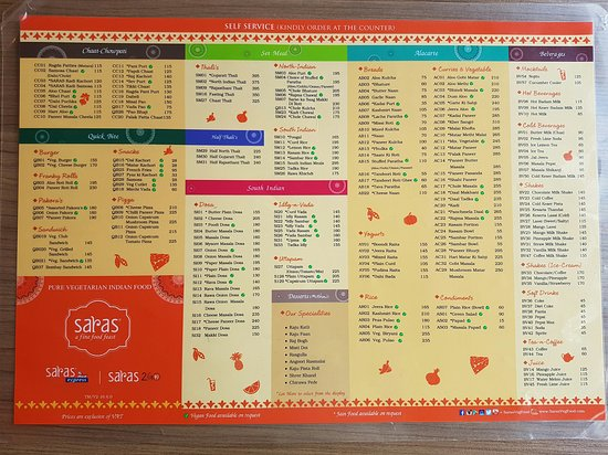 Saras Indian Restaurant Pattaya