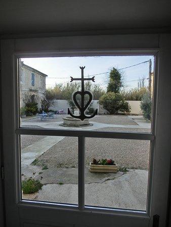Sylvereal, Francia: vue sur la cour