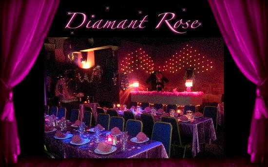 Diamant rose restaurant