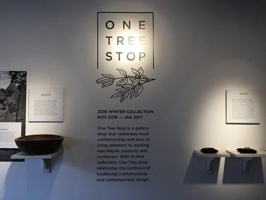 One Tree Stop