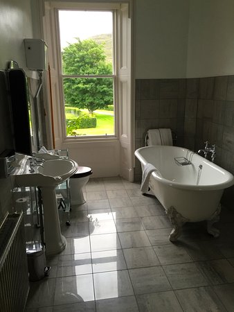 Torridon, UK: Master Room 3 Bathroom