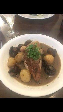 Dalkey, Irlandia: Delicious!