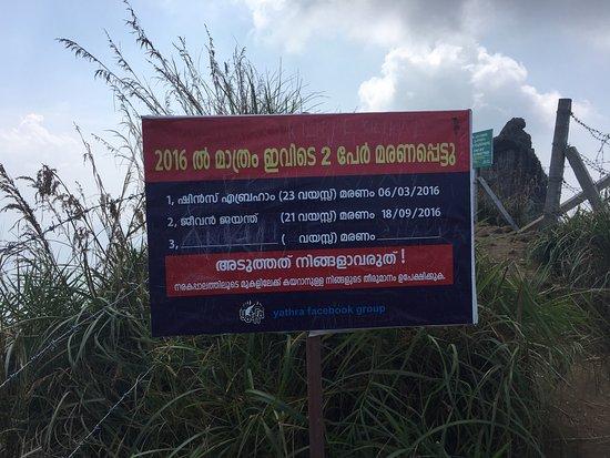 Kottayam, Índia: Illikkal Kallu
