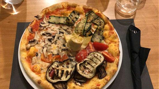 Pizzeria Ponte Crencano: Ortolana