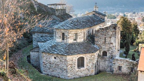 Antica Chiesa di Fontaney