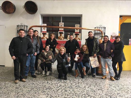 Rute, España: Anis Machaquito