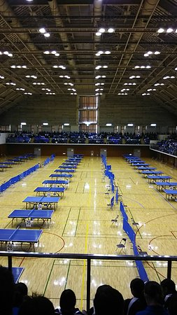 Narita City Nakadai Sports Park Gymnasium