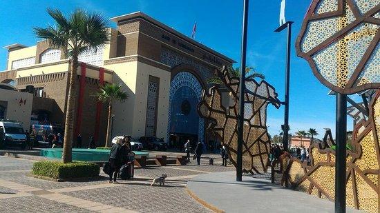 Station Marrakesh : Train Station