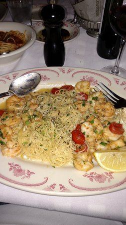 great pasta. rustic chicken & shrimp al forno - Picture of ...