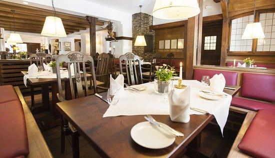 Schmallenberg, Deutschland: Restaurant