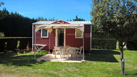 Camping des favards : Mobil Home O'Hara (2-4 places)