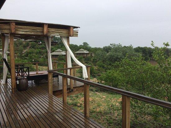 Timbavati Private Nature Reserve, South Africa: Simbavati Hilltop Lodge
