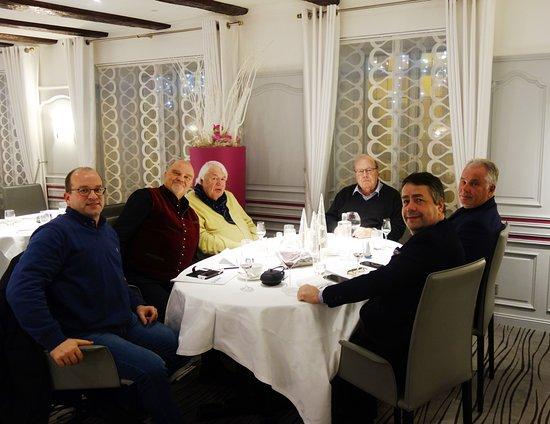 Westhalten, Francia: Segel-Kameradschaft von EU-Vizepräsident a.D. Prof. Bangemann