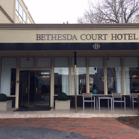 Bethesda, MD: Main Entrance