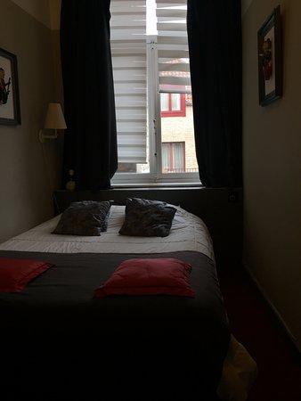 Hotel Van Eyck: Camera n1