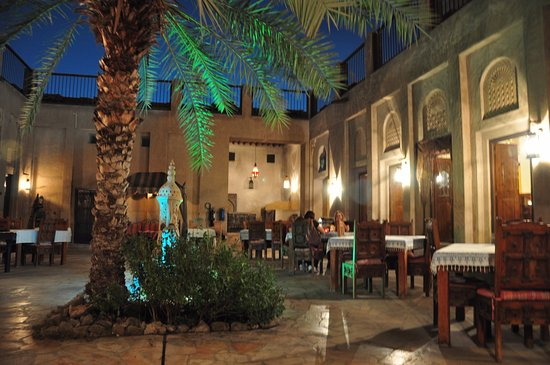 Bastakiah Nights : Veduta del locale