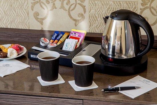 Hotel Savoy: Coffee / The facilities