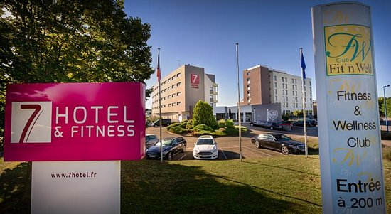 7Hotel&Fitness