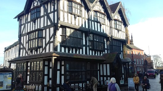 Hereford, UK: The Old House