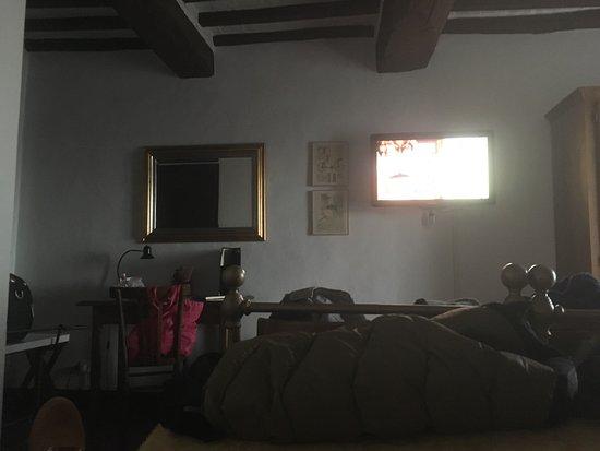 Il Borghetto: Vista dal letto