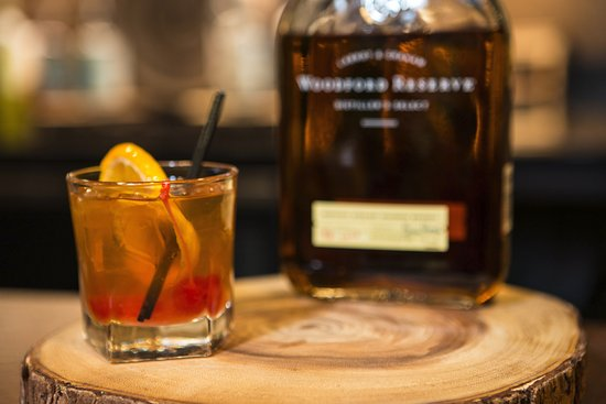 Indiana, PA: Gentleman's fashioned