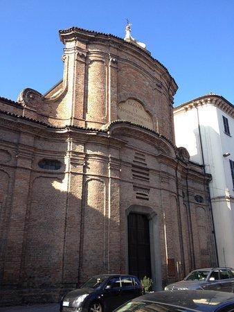 Voghera, Italy: Facciata della Chiesa di San Giuseppe
