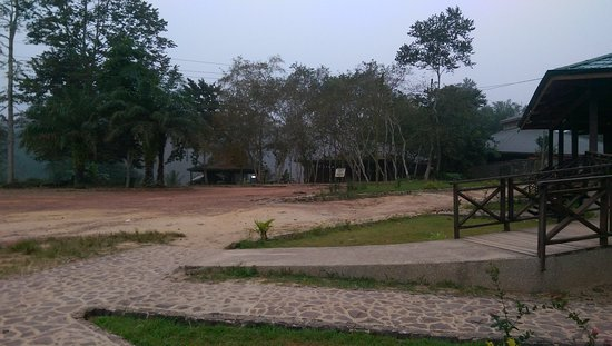 Kakum National Park: headquarters