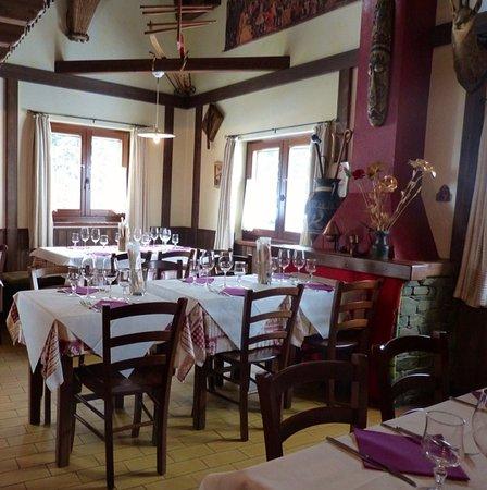 La Grange: Sala ristorante