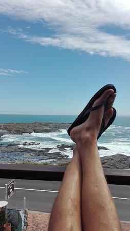 Yzerfontein, Republika Południowej Afryki: Strandkombuis