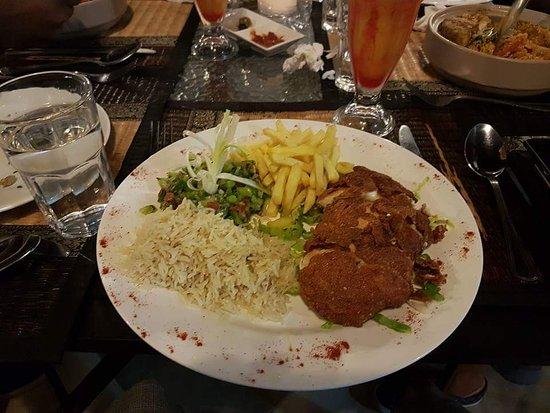 Al Wakra, Qatar: FOOD