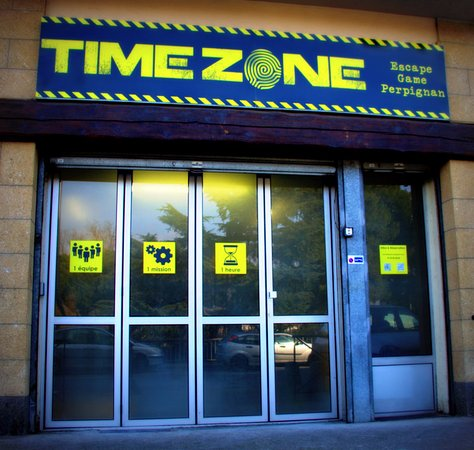 ‪TimeZone - Escape Game‬