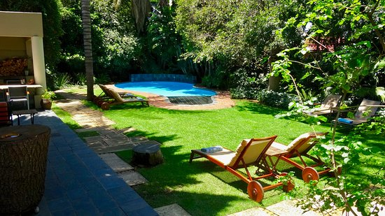 African Garden Furniture Small garden pool picture of african rock hotel kempton park african rock hotel small garden pool workwithnaturefo