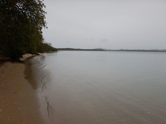 Poum, Nueva Caledonia: plage