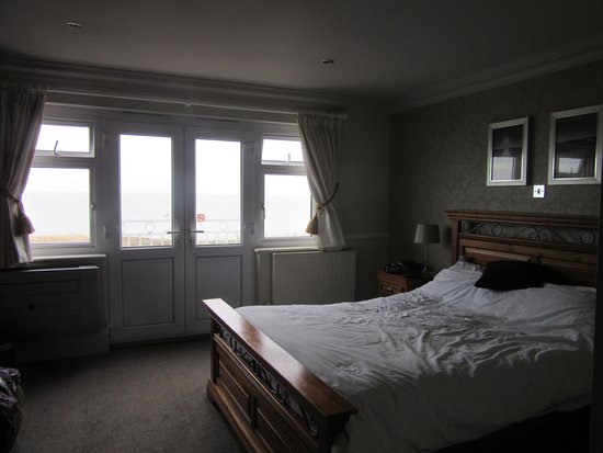 Kingsgate, UK: Our room