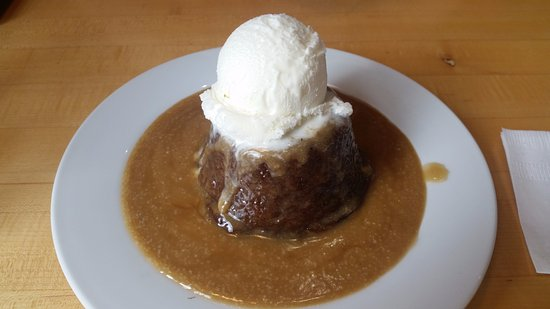 Airdrie, Canada: Sticky toffee puddin