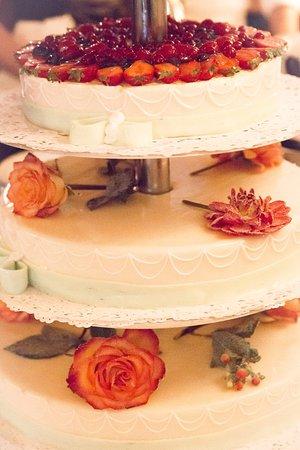 Zur Linde: Hochzeitstorte