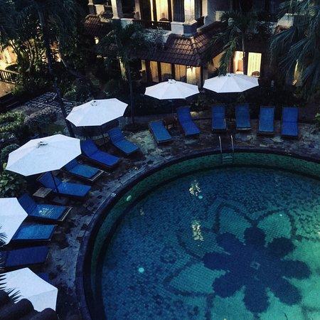 Parigata Resort & Spa: Our balcony view