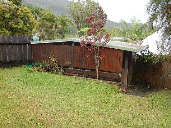 Poindimie, Nueva Caledonia: sdb et wc a 15 metres