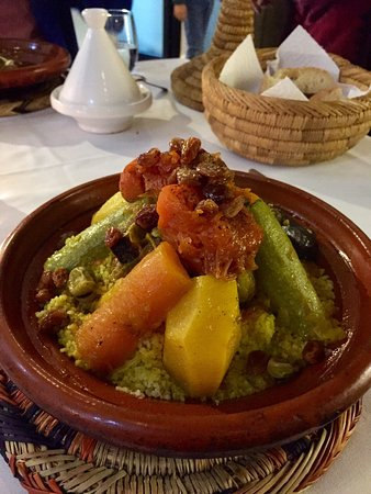 Riad Shanima & Spa: Great food. Preferred eating in the Riad that at the nearby restaurants