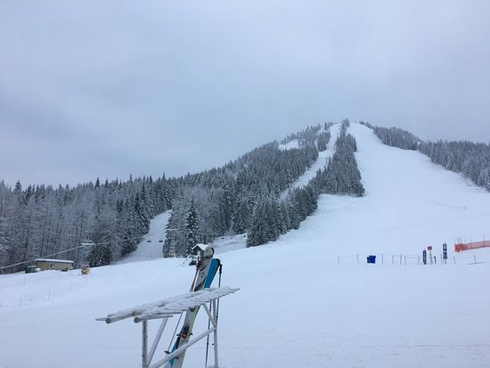 Rossland, Canada: Red Mountain