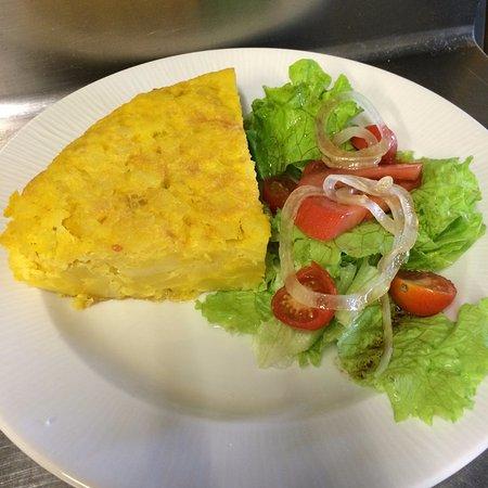 Restaurante cafeter a restaurante el olivo en santiago de for Cocinas santiago de compostela